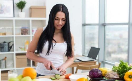 Recettes qui vous aideront à perdre du poids