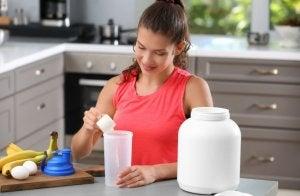 Les compléments nutritionnels doivent être consommés consciemment et avec responsabilité.