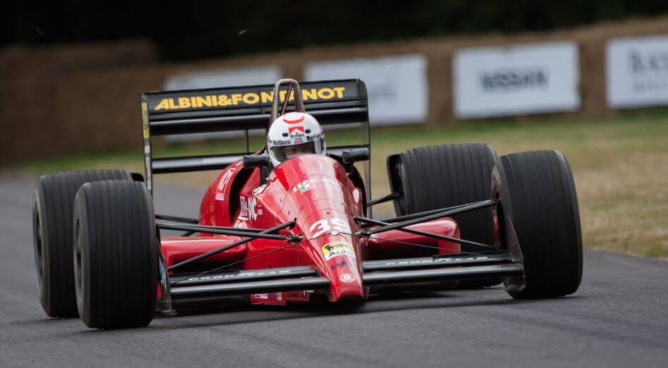 pires Formule 1