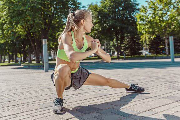 Exercices pour éliminer la graisse à l'intérieur des cuisses