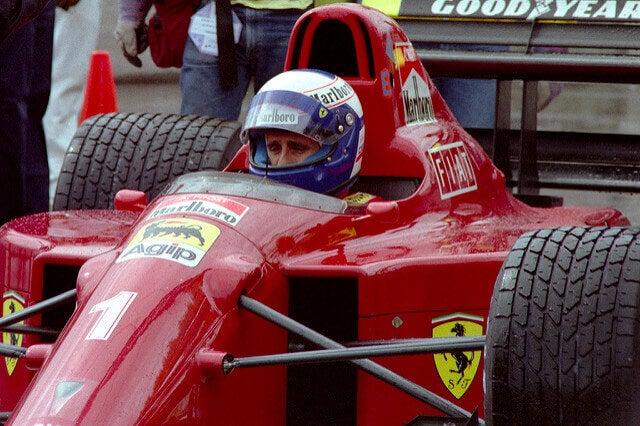Senna et Prost.