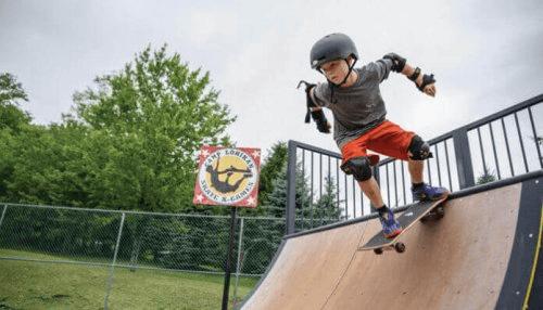 la pratique du skate