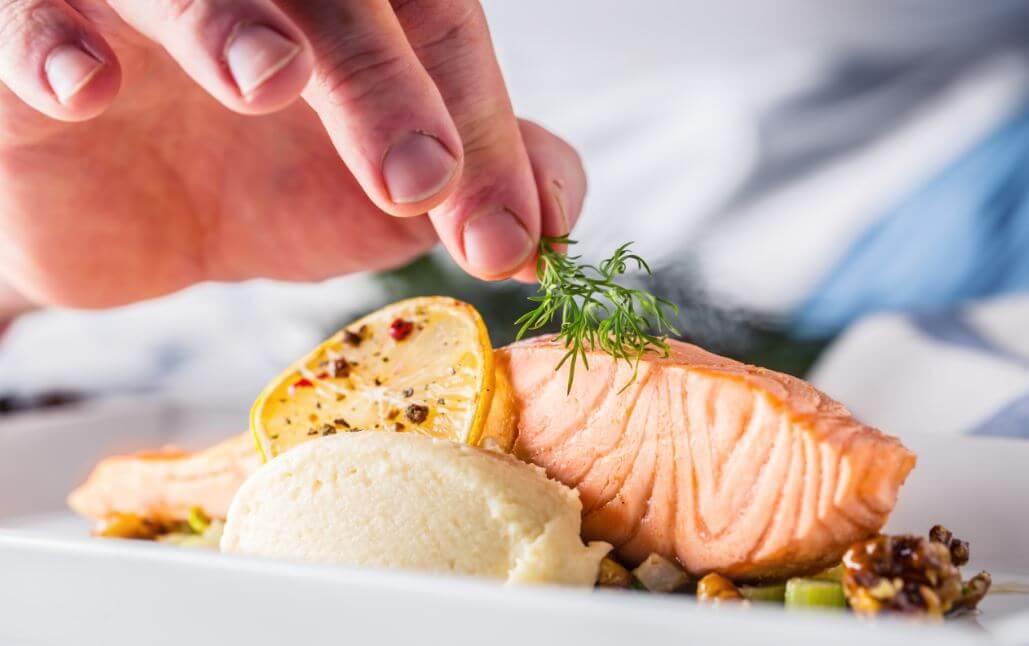 Recettes délicieuses à base de saumon