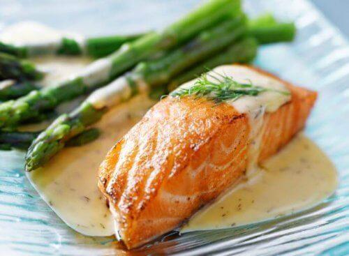 dîner poisson