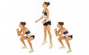 Les exercices avec la caisse de saut pliométrie exige beaucoup de rapidité et de puissance.
