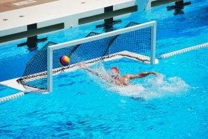 Le water-polo est l'un des sports les plus bénéfiques pour le corps et l'esprit.