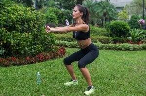 L'importance des squats