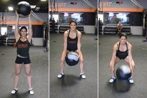 Exercice de renforcement