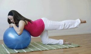 Pilates pendant la grossesse