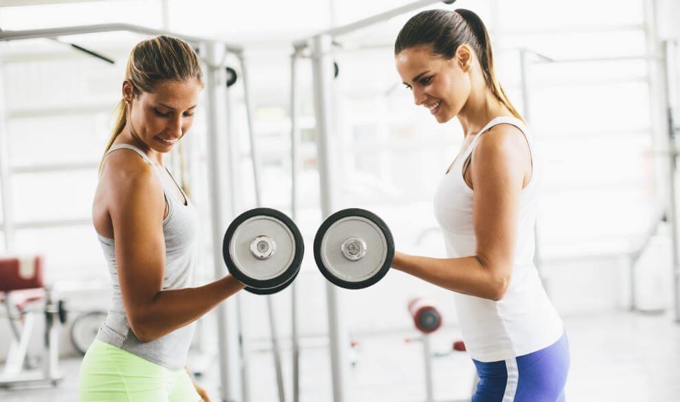 Les protéines pour les muscles.