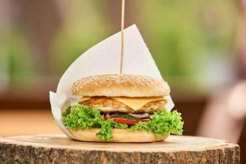 Recettes saines de hamburgers