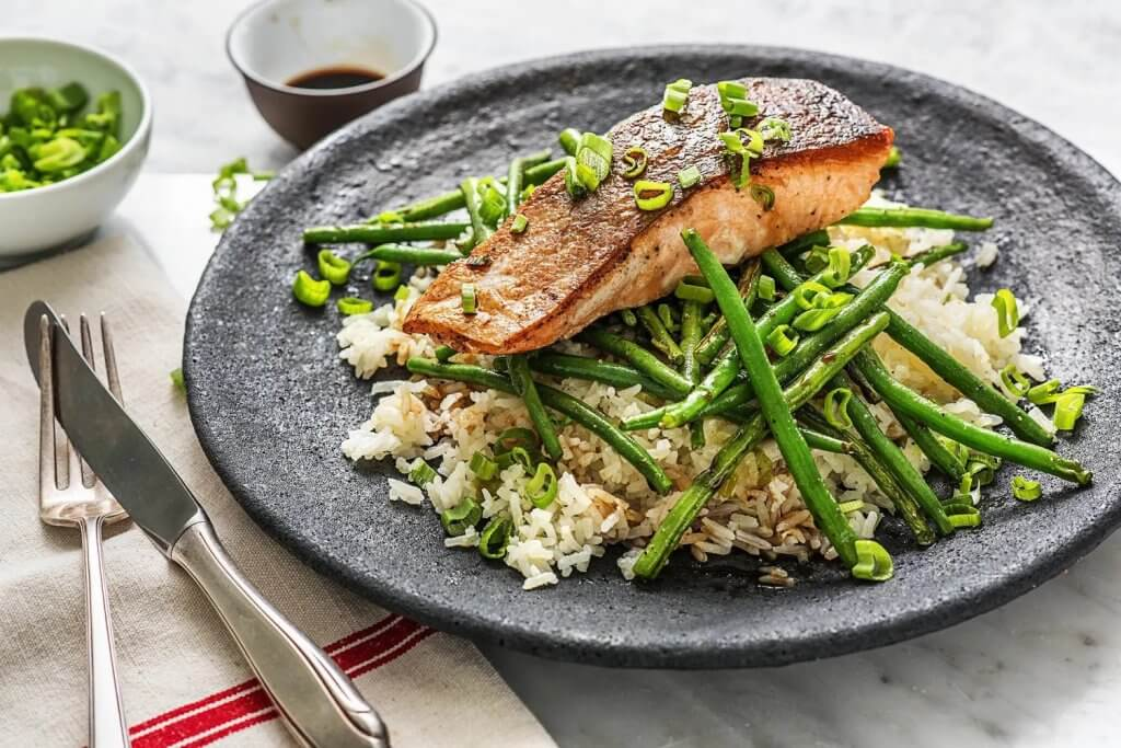 saumon teriyaki - meilleures recettes à base de poisson