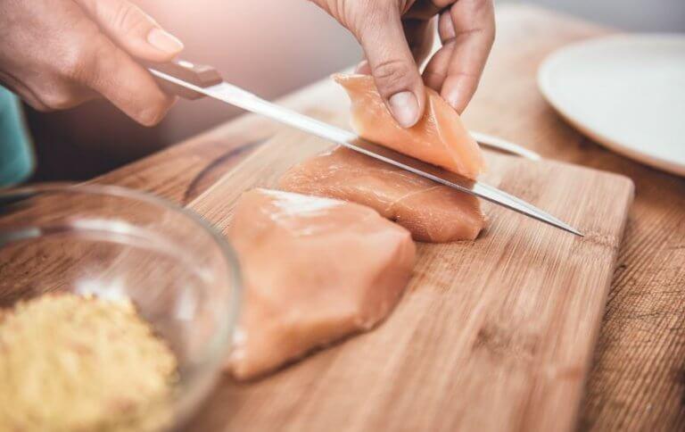 Recettes saines avec de la viande