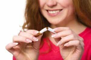 Régime pour vous aider à arrêter de fumer