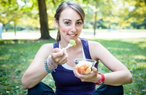 5 aliments pour les coureurs