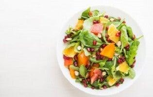 3 recettes de salades