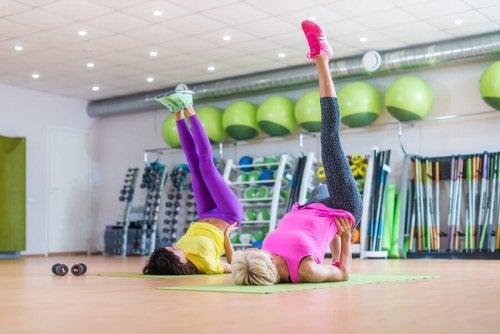 Exercices d'abdominaux à réaliser chez vous