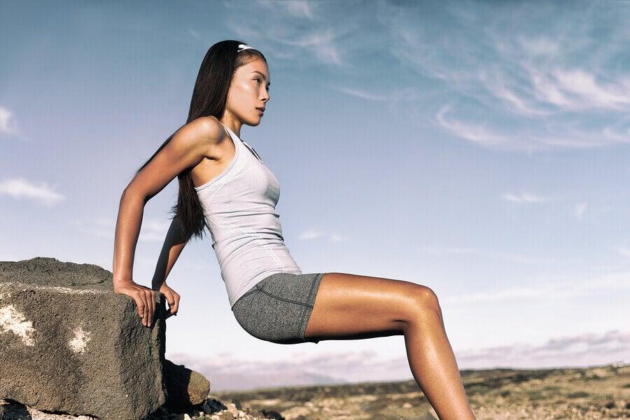 Les bénéfices des exercices au poids du corps