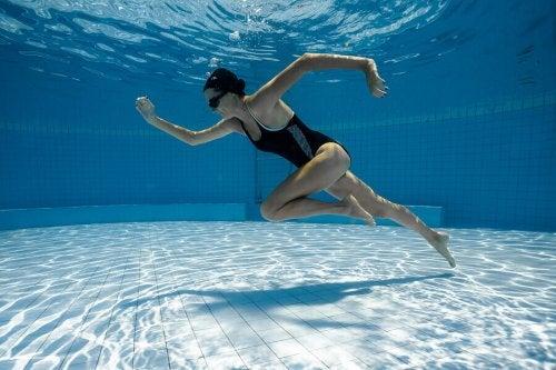 Aqua running, définition et bénéfices
