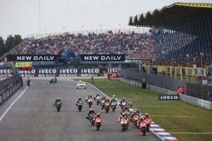 Le circuit moto GP d'Assen