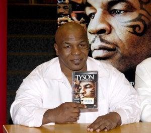 Mike Tyson figure parmi les meilleurs boxeurs de tous les temps