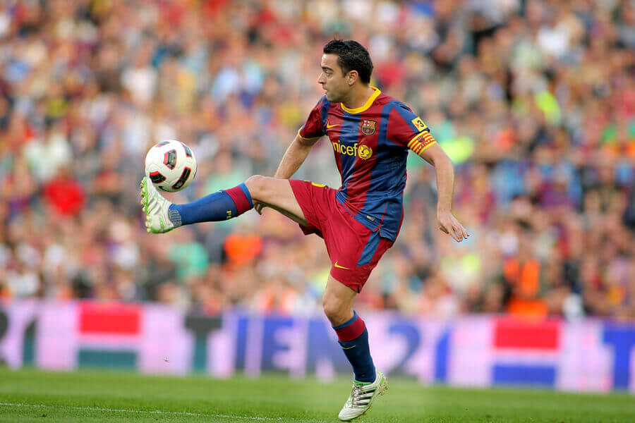 Xavi Hernández part à la retraite : un champion de foot s'en va