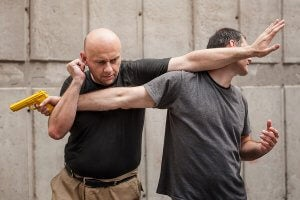 Armes blanches et arts martiaux