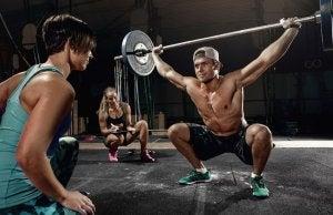 Exercice de CrossFit