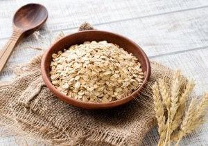 L'avoine est un des ingrédients phares des petits-déjeuners végétaliens