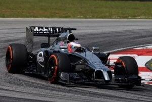 Une voiture de F1
