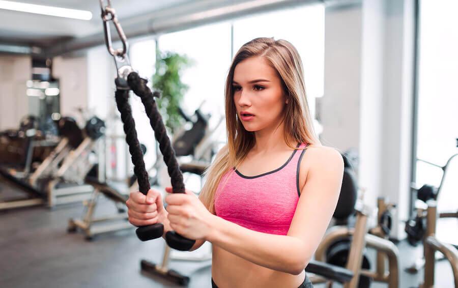 La musculation chez les jeunes
