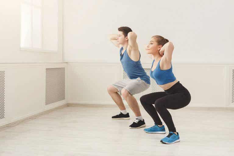 Squat profond : les avantages de le pratiquer
