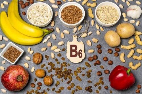 Sources et fonctions de la vitamine B6