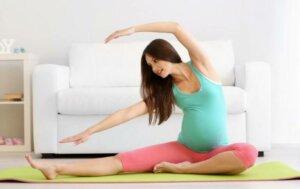La grossesse et le yoga