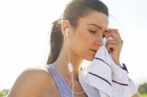 Perdre du poids grâce à la transpiration