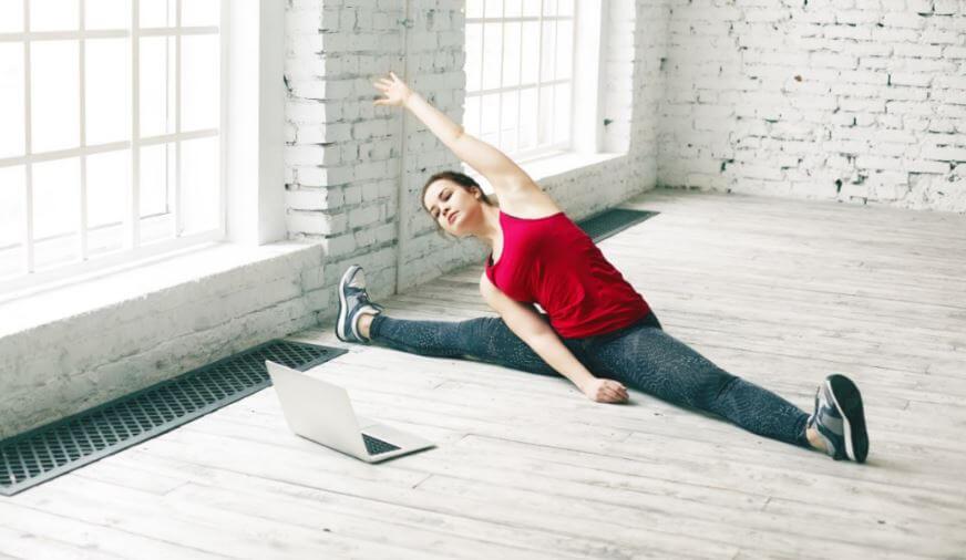 Dieting, plus qu'une salle de sport en ligne