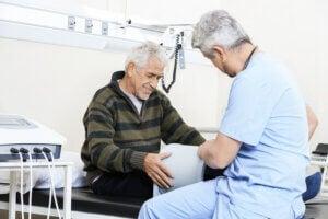 Séance de magnétothérapie