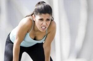 La fatigue liée à l'activité physique