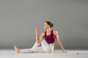 posture torsion assise