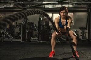 La corde ondulatoire, un exercice innovant !