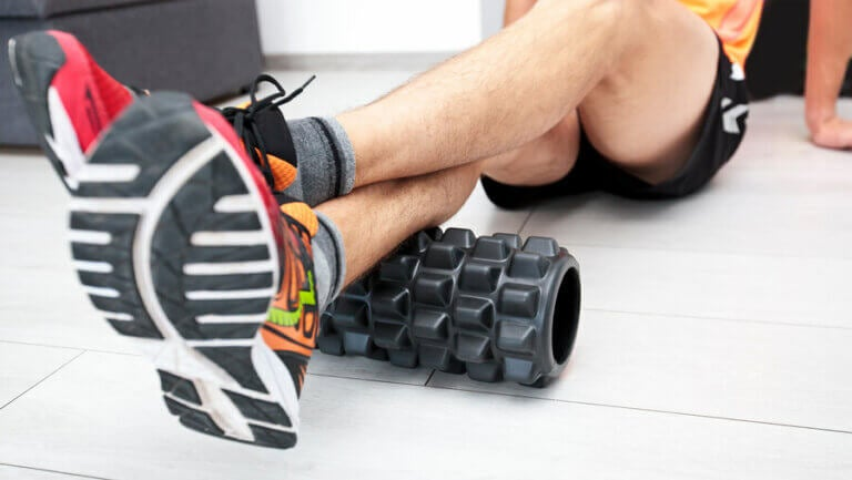 Le foam roller : ses bienfaits et utilisations