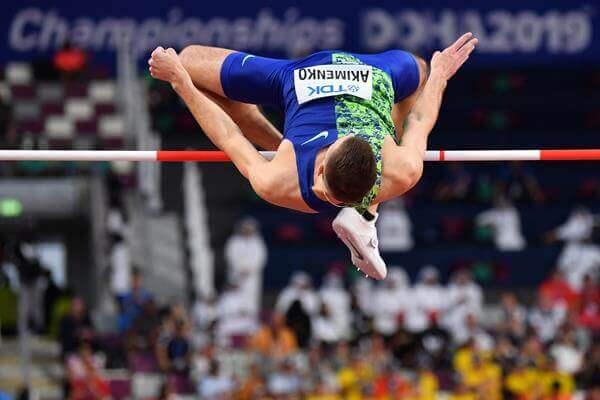 Mikhail Akimenko parmi les athlètes neutres authorisés