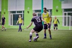 match de futsal