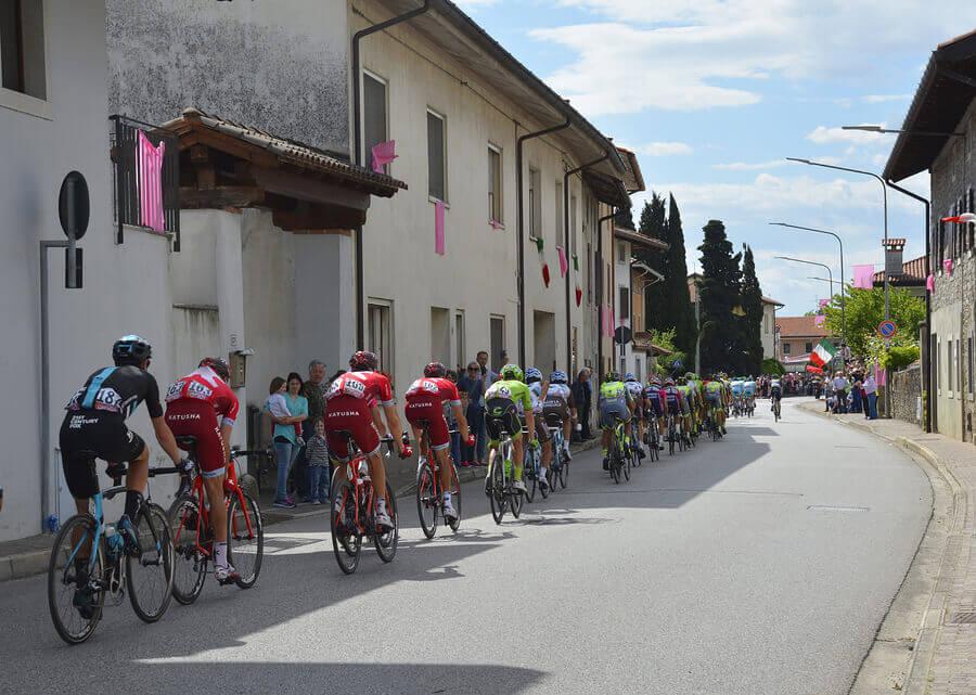Tour d'Italie, l'une des plus grandes courses cyclistes