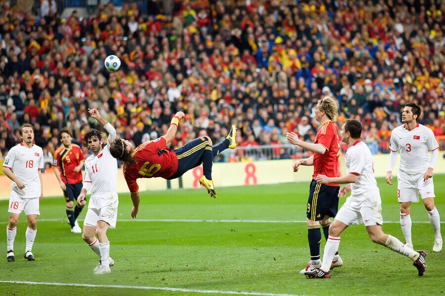 Les plus beaux gestes de l'histoire du football