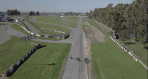 Le circuit de Buenos Aires