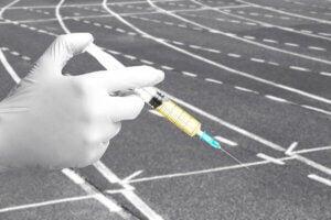 Dopage dans le monde du sport