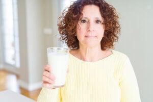 Le lait peut aider à l'apport en protéine