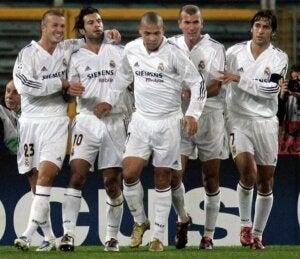 Les galactiques du Real Madrid