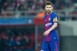 Messi en tête de liste des athlètes les mieux payés.